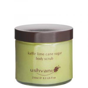 Ushvani Kaffir Lime Cane Sugar Body Scrub