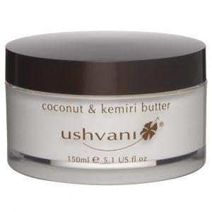 Ushvani Coconut & Kemiri Body Butter