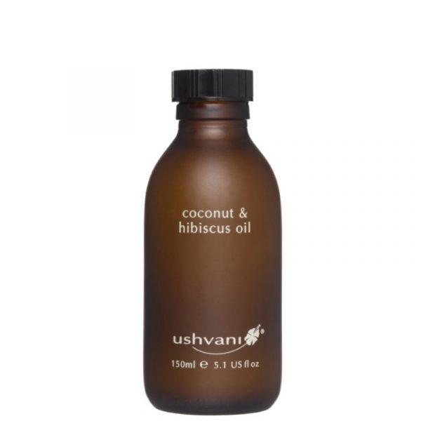 Ushvani Coconut & Hibiscus Oil